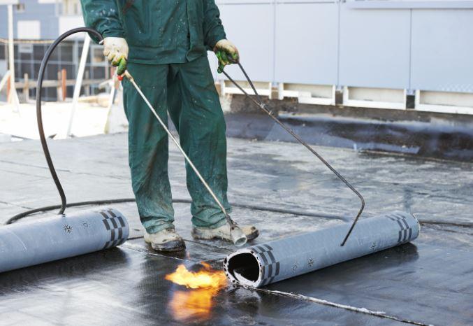 commercial flat roof repair chandler