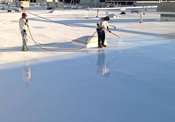 commercial new flat roof chandler