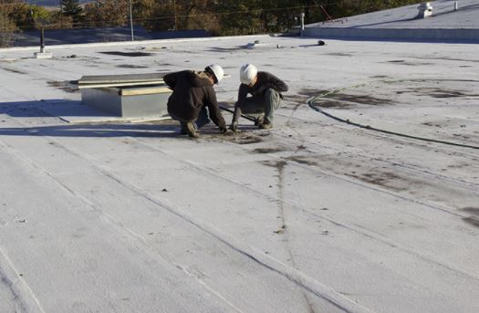 commercial roof repair chandler