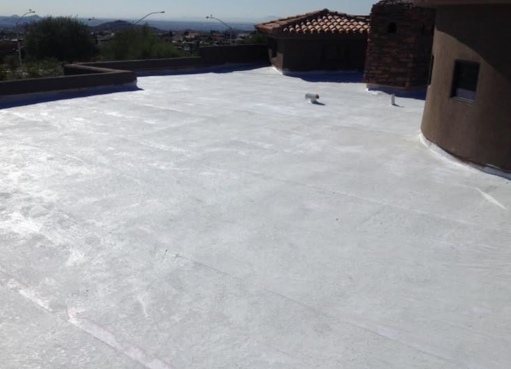 Foam Roofing Chandler Roof Repair New Roofing Inspections