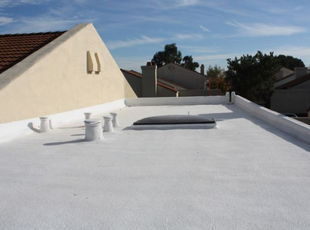 new flat roof chandler
