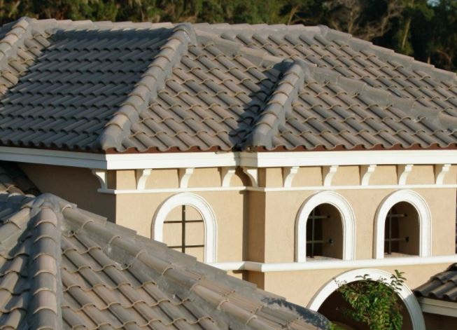 New Roofing Chandler Tile Clay Shingles Foam Tpu